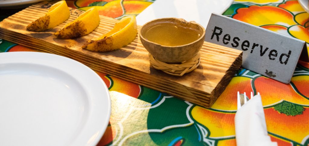 Anthropology club experiences oaxacan food and culture for Anthropology of food and cuisine